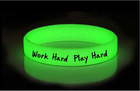 Glow In The Dark Silicone Wristband / Bracelet - Door Gifts / Promotional Items (Wedding/Party/Corporate Events)