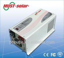 Pure sine wave luminous power inverter 24v 220v inverter 6000w