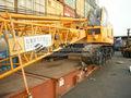 55 ton gru cingolata xcmg quy55