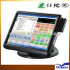15 Inch Dual Core POS Payment Credit Card POS Terminal