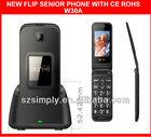 """new 2.4"""" unlocked dual sim mini flip phone sos phone"""