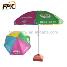 beach umbrella cover,advertising umbrella,outdoor umbrella
