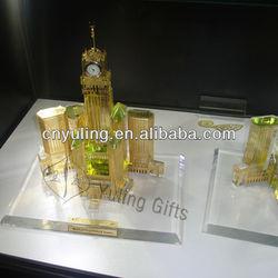 decorative glass objects of decoration JY268