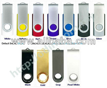USB Pen Drive Twister For Annual Dinner Corporate Gift Flash Drive 2GB - 16GB