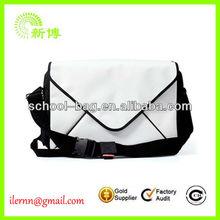 Symbolic colorful kid school shoulder bag