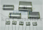 30KV 3000pf HV Metalized Plastic Film Capacitors