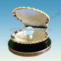 mejor venta de artículos hechos a mano de perlas de bahrein con la artesanía de concha de mar jy148
