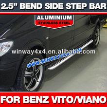 RUNNING BOARD FOR BENZ VITO W638 W639 VIANO LWB