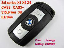 CAS 3 smart key 3 5series X1 X6 Z4 315LP MHZ