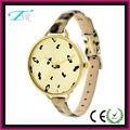Más vendidos en europa las mujeres de moda los relojes grandes, de oro reloj a prueba de agua para las mujeres