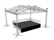 design of roofing steel truss