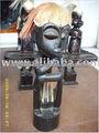 meilleure qualité africain sculpté à la main en bois statues décoratives