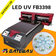 UV LED inkjet flatbed Fast Speed and low price metal sheet Printing machine uv flatbed digital printing machine