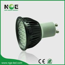 90lm/w smd 5W ce MR16 led ceiling spot light