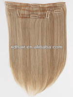 "2013 16"" remy human hair Fineline Onepiece Extension Jessica Simpson"