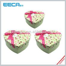 handmade paper box polka dots /polka dots box paper