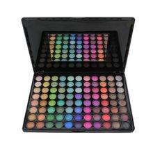 88 super high glitter color eyeshadow palette brush eye makeup set