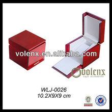 Shenzhen Front Top Open Wooden Watch Box Manufacturer(SGS&BV)