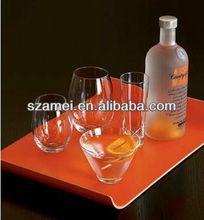 POP solar turntable/acrylic taray/acrylic