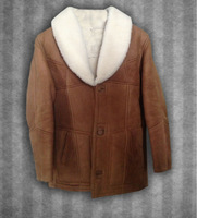 Genuine Sheepskin Coat
