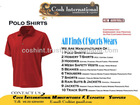 T-Shirt, Polo Shirt, Men&#39;s/Lady&#39;s/Kid&#39;s/Fashion/Promotional/Golf/Custom Pique
