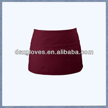 Women Bar Apron Short Bar Apron Color Can be PMS