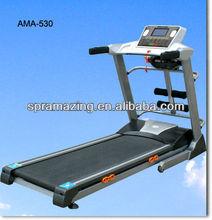AMA-530 foldable motorized treadmillwith MP3 USBInterfaceand message