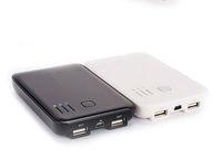 5000mah Popular customized multiple power battery pack