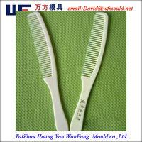 convenient comb mould , disposable travel comb,hair comb mould