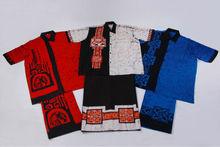 Batik Sarong and Shirt-full kit - Brio From Sri Lanka