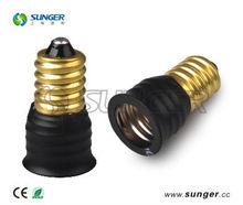 Durable Factory direct sale service Copper CE approve E14-E17 of lamp holder