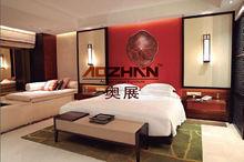 Middle East hot fashion design hotel bedroom furniture AZ-R06