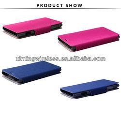 For Nokia Lumia 720 Back Cover, PU Leather Case For Nokia Lumia N720 Cellphone shell