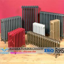 Supply variety of metal Radiator powder coating