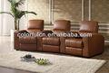 Boa qualidade e preço sofá reclinável sofá de couro moderno( ls619)