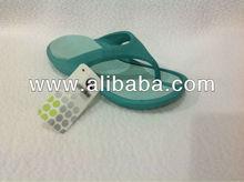 Girls two color EVA slipper