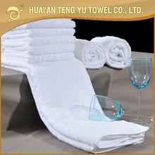 Quality brand plain woven hotel bath towel brands