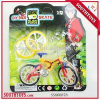 hot selling plastic ben 10 bike toys model