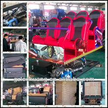 3D,4D,5D,6D,7D Pneumatic Simulator Cinema