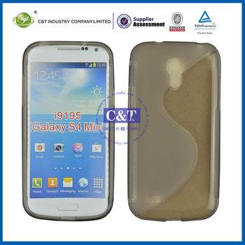 C&T Fashion s line tpu case for samsung s4 mini i9190/i9192/i9195/i9198