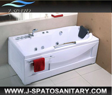 The Newest Arrival Hangzhou China Sanitary Ware Importers & Exporters Supply High Quality Massage Bathtub with Cheapest Price