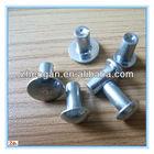 galvanized circle head screw