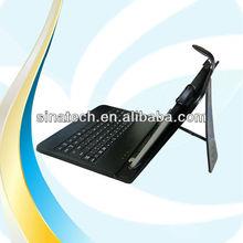 Universal tablet keyboard case adjustable,8.9 inch,9.7 inch 10.1 inch universal case with keyboard