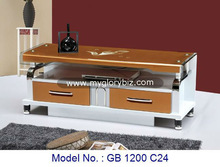 Modern TV Cabinet, TV Stand, TV Table,MDF Furniture, Glass Furniture, Living Home Series