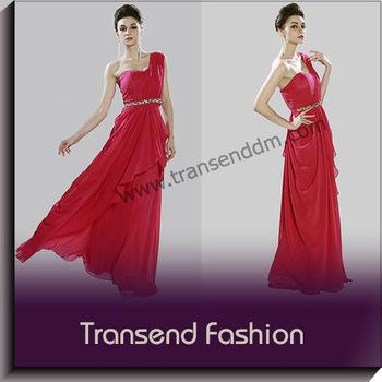 Transend designer red dresses