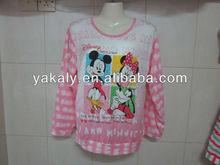 2013 Fashion High Quality Lady's Sleepwear