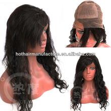 AAAA Top Quality Brazilian Full Lace Wig Human Hair on sale