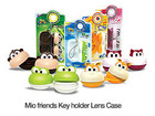 MioFriends 2.0 Nanosilver Antibacterial Contact Lens Case Keychain