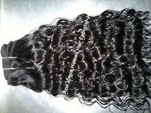 Machine Wefted Hairs