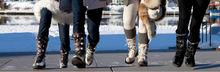 Luxury Winter Fur Boots